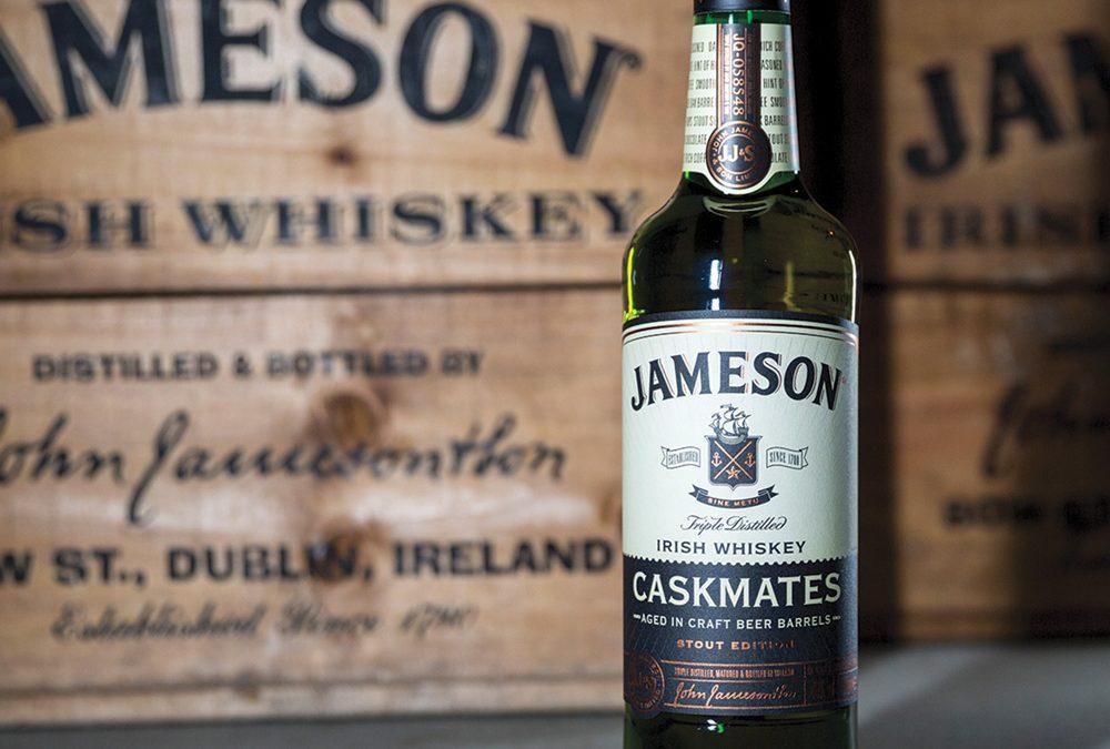 Jameson Caskmates sztori
